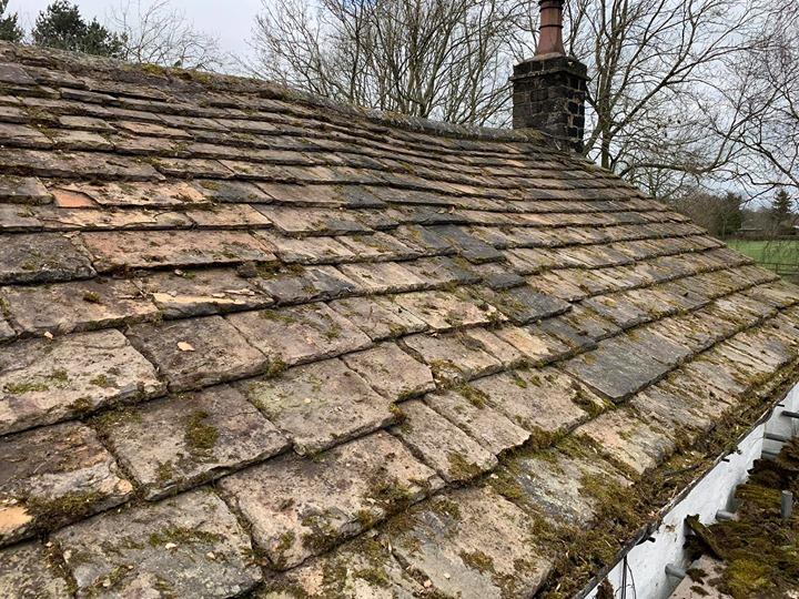 Check out our latest Stone Reroof, Foulridge Roofing Services Foulridge