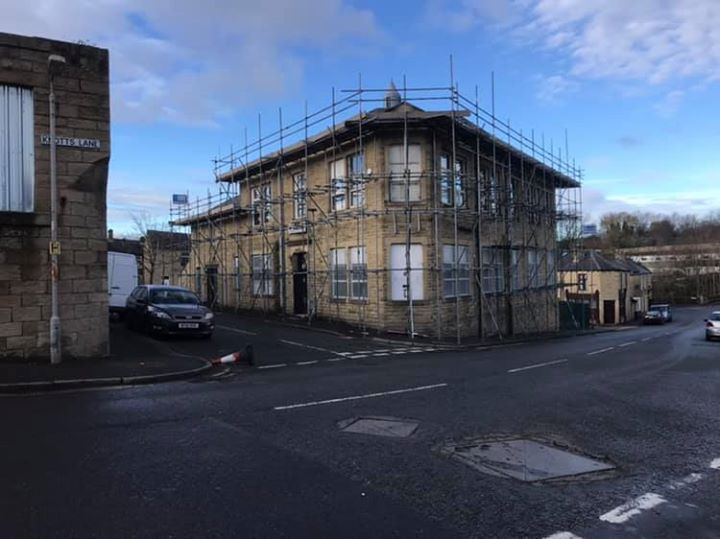 Roofing services Colne