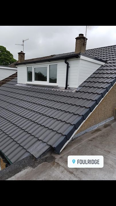 Roofing Services Foulridge – Check out our latest tile Reroof Roofers Foulridge